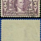 1904 USA USED Scott# 325 – 3c Monroe – 1904 Louisiana Purchase Issue