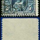 1907 USA USED Scott# 330 – 5c Pocahontas  – 1907 Jamestown Issue
