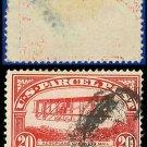 1912-13 USA Scott# Q8 USED – 20c Mail Plane – Parcel Post Issue