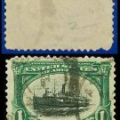 1901 USA USED Scott# 294 – 1c Fast Lake Navigation –  Pan-American Series