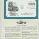 1982 USA FDC Scott# 2004 – Apr 21 – The Library of Congress on Cachet Addressed Cover E4859P