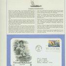 1984 USA FDC Scott# 2080 – Mar 12 – Hawaii Statehood on Cachet Addressed Cover E4859P