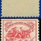 1926-27 USA UNUSED Scott# 629 – 2c Hamilton's Battery – Battle of White Plains