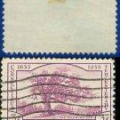 1935 USA USED Scott# 772 – 3c The Charter Oak – 1935 Commemoratives