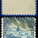 1922-25 USA USED Scott# 572 – $2 US Capitol deep blue – 1922-25 Regular Issue