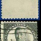 1931 USA USED Scott# 697 – 17c Wilson – 1931 Rotary Print Regular Issue