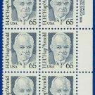 1986-88 USA Scott# 2191 UNUSED Block of 14 – 65c Hap Arnold – 1986-88 Great Americans E4116