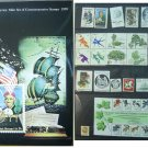 1978 USPS Commemorative Album with complete set of MNH stamps E5186