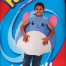 Halloween Pokemon MARILL Pokemon SIZE 4-6 Halloween Costume NEW in PKG Costumes!