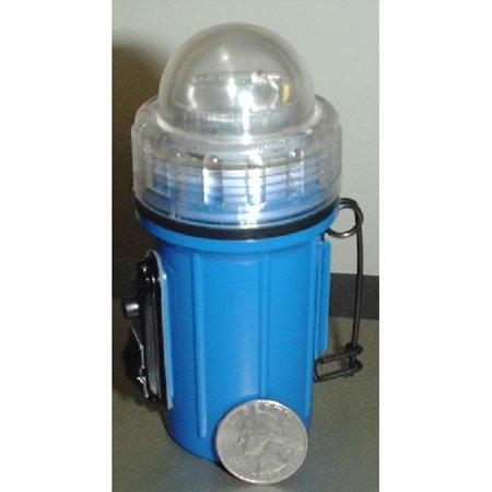 The Strobe Rescue Light - blue