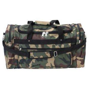 "24"" Camo Polyester Tote Bag"