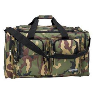 "26"" Heavy-Duty Camo Tote Bag"