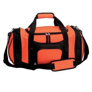 "19"" Insulated Cooler Bag - Orange"