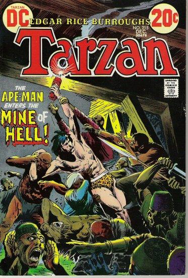 TARZAN COMIC COLLECTION  DC AND MAVEL COMICS
