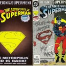 ADVENTURES OF SUPERMAN COLLECTION DC COMICS