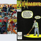 EXCALIBUR COMIC COLLECTION