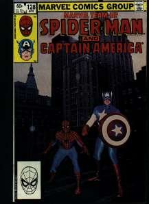 MARVEL TEAM-UP COMIC COLLECTION