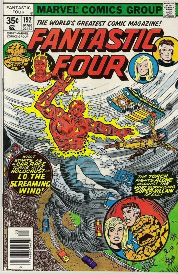 THE FANTASTIC FOUR COMIC COLLECTION #2