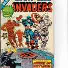The Invaders  by Marvel Comics