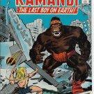 Kamandi Comic Book Collection