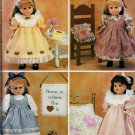 "AMERICAN GIRL ACCESSORIES & OUTFITS 18"" DOLL PATTERN McCALL 3275 MINT UNCUT"