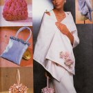 OOP BRIDAL WEDDING EVENING ACCESSORIES VOGUE 7189 SEWING PATTERN