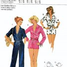 BURDA 9873 OOP JUMPSUIT/PLAYSUIT SEWING PATTERN SIZES 34 -36 LADIES