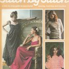 STITCH BY STITCH Part 13 SEWING CROCHET KNITTING CRAFTS VINTAGE MAGAZINE