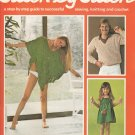 STITCH BY STITCH Part 37 SEWING CROCHET KNITTING CRAFTS VINTAGE MAGAZINE