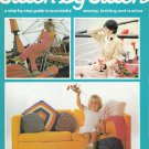 STITCH BY STITCH Part 57 SEWING CROCHET KNITTING CRAFTS VINTAGE MAGAZINE