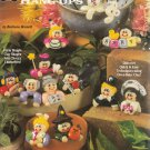CLAY HANG-UPS 1992 FILMO OVEN-BAKE CLAY - CUSTOMIZE FOR PROFESSION, AGE OR HOBBY