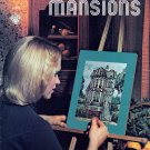 STRING ART MANSIONS PATTERN BOOK CRAFT COURSE 30-15021 VICTORIAN HOUSE