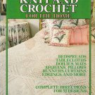 VOL 2 KNIT & CROCHET MCCALL'S AFGHANS BEDSPREADS TABLECLOTHS DOILIES PILLOW MATS