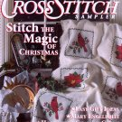 CROSS STITCH CHRISTMAS MARY ENGELBREIT HARDANGER CHALLAH CLOTH GIFTS AFGHANS '93