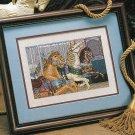 BEARS MUGS CAROUSEL AFGHAN CARDIGAN TOWELS CROSS STITCH KNIT CROCHET LEISURE ART