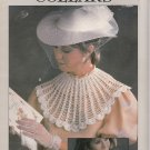 CROCHETED COLLARS 6 DESIGNS LEISURE ARTS #446