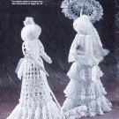 VICTORIAN CROCHET TREASURES 16 EASY DESIGNS SCULPTURED BOOK 2 SPCR-3 16