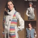 SMALL CHANGE 1979 BY BERNAT KNIT CROCHET 34 PAGES MEN LADIES PATTERN BOOK 240