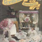 ROMANTIC DOILLIES REMEMBERED BOUGHT DOILIES ANGELS BASKETS WREATHS HATS BKW 110