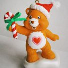*SANTA CARE BEARS CHRISTMAS TREE ORNAMENT MINT IN BOX. AMERICAN GREETINGS BEAR