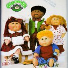 CABBAGE PATCH KID DOLL PATTERN BOY- GIRL OUTFITS CPK OOP UNCUT BUTTERICK 4045