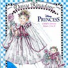 DISNEY PRINCESS DAISY KINGDOM GIRL & DOLL DRESSES SIMPLICITY 5542 PATTERN