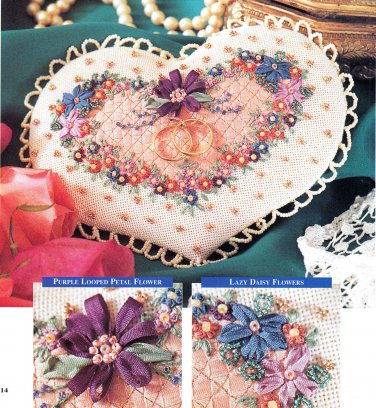 CROSS STITCH SAMPLER ORNAMENTS JEWELRY BAGS ROOSTER COUNTRY MAGAZINE JUNE '95