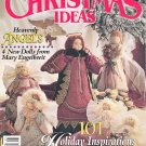 1992 CHRISTMAS IDEAS BETTER HOMES & GARDEN CROSS STITCH PAINT SEW KNIT EMBROIDER