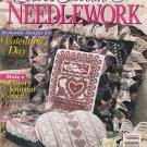 CROSS STITCH NEEDLEWORK CUTWORK BROOCH DOLLS SAMPLERS VALENTINES QUILT '98 BH &G
