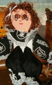 Shelf SItter Doll #9