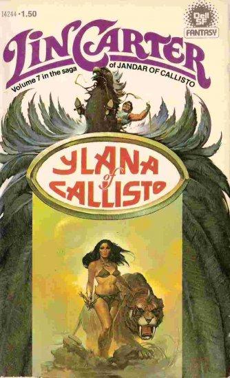 Ylana of Callisto; Lin Carter