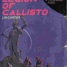 Black Legion of Callisto; Lin Carter