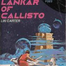Lankar of Callisto; Lin Carter