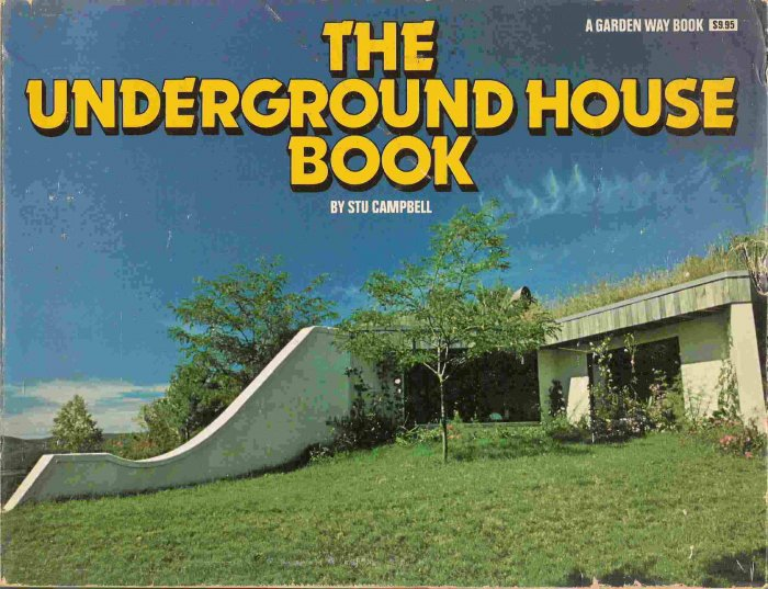 Underground House Book; Stu Campbell